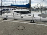 Location catamaran Athena 38
