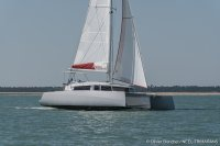 Location trimaran  NEEL 43