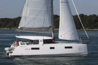 Location catamaran Nautitech Open 40
