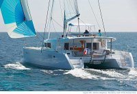 Rent a catamaran Lagoon 450