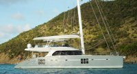 Rent a luxuous catamaran Sunreef 70  with crew - 8 persons ...