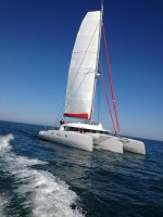 Location trimaran  NEEL 45